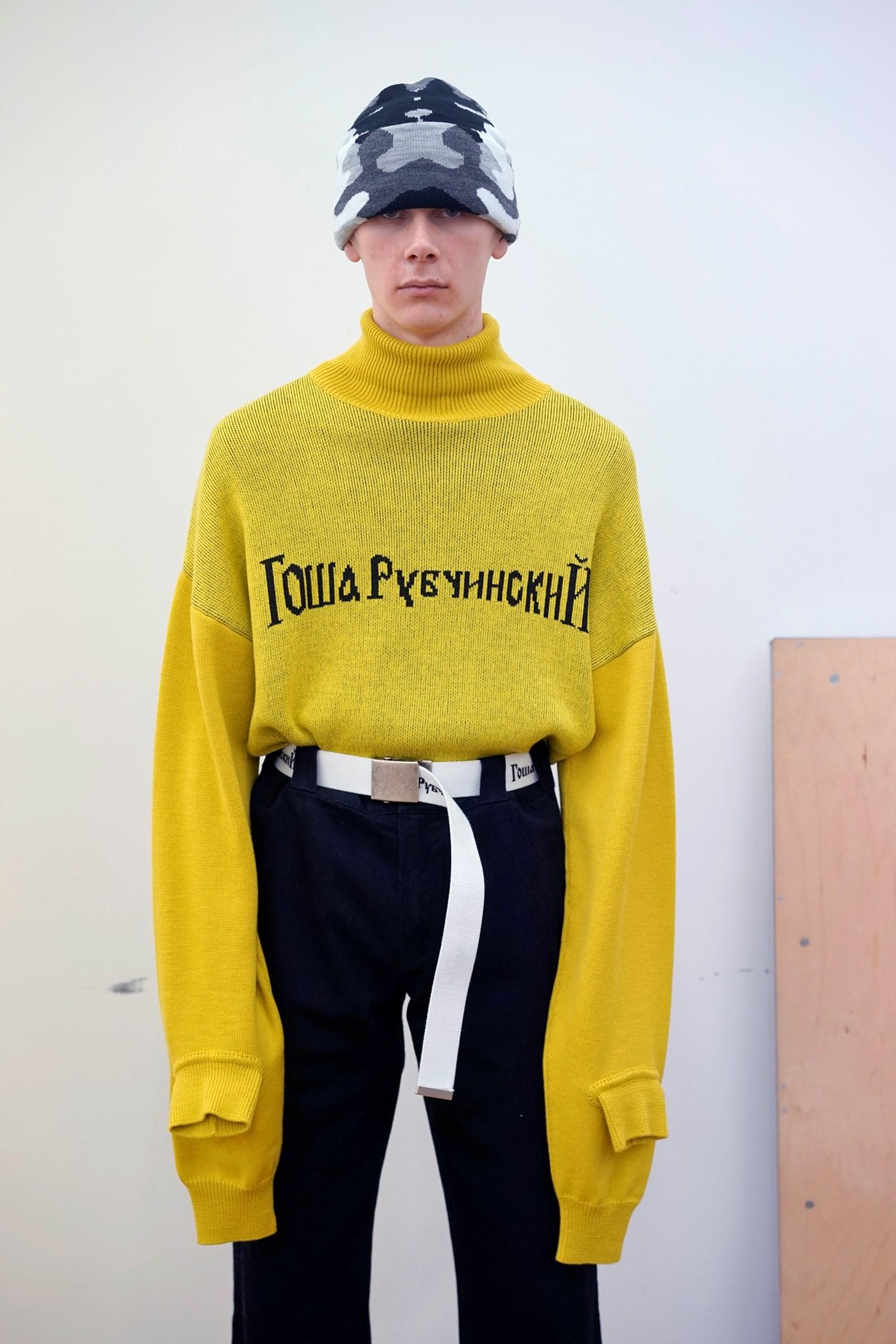 ... время выставки мужской одежды Pitti Duomo во Флоренции. По словам  дизайнера он «хочет представить что-то совершенно необычное»  «Русский  модельер, ... 475bc33c576