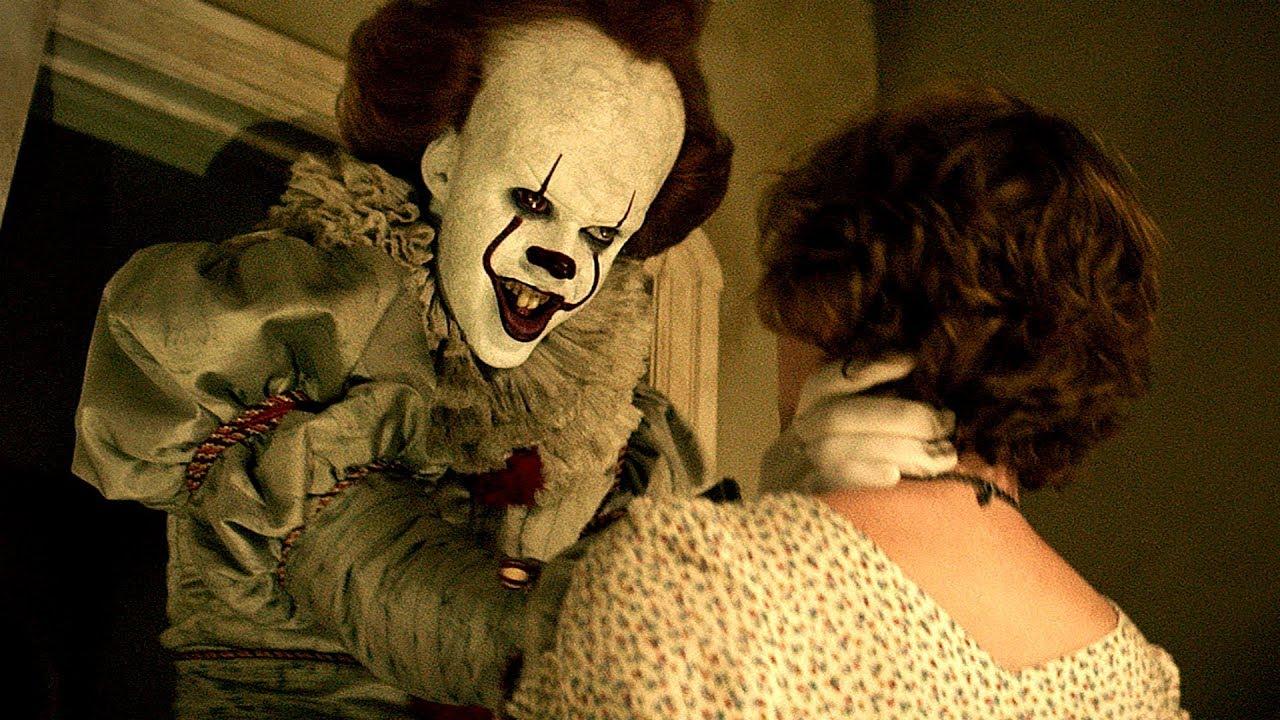 Фильм про клоунов 2018