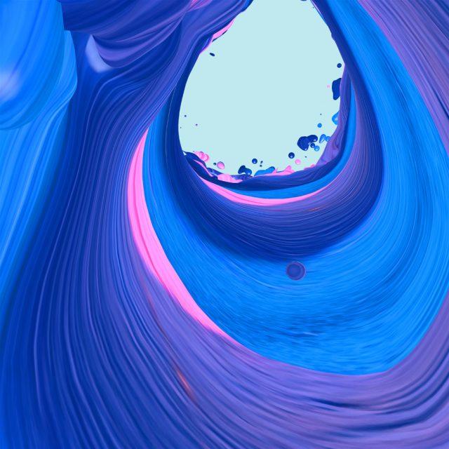 Во время секса синий цвет увидела