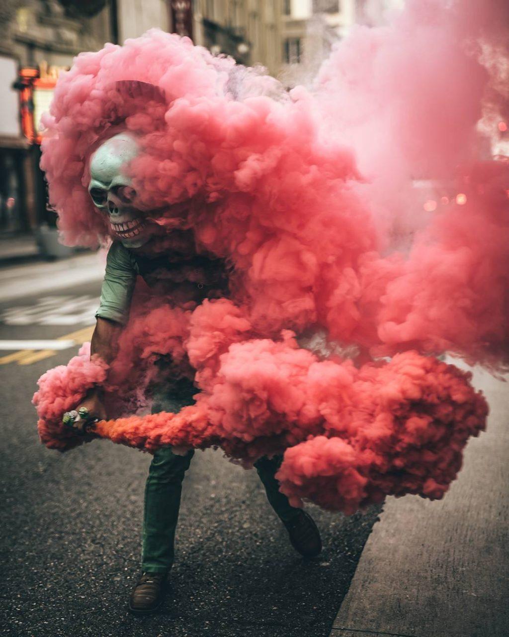 Дымовая шашка картинки