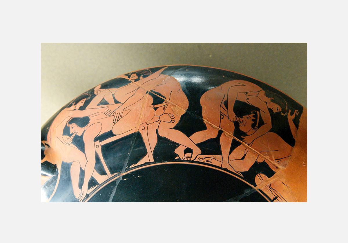 Секс у древних греков и римлян