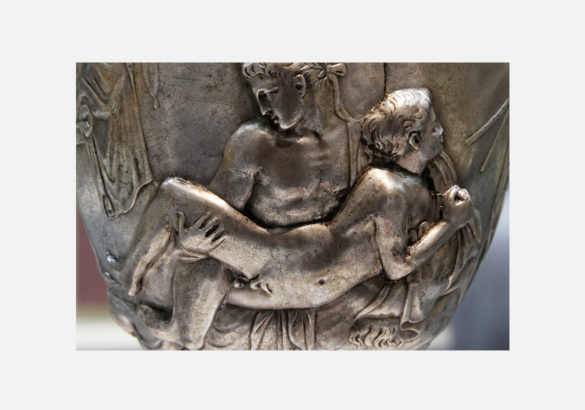 Секс в древнем риме греции