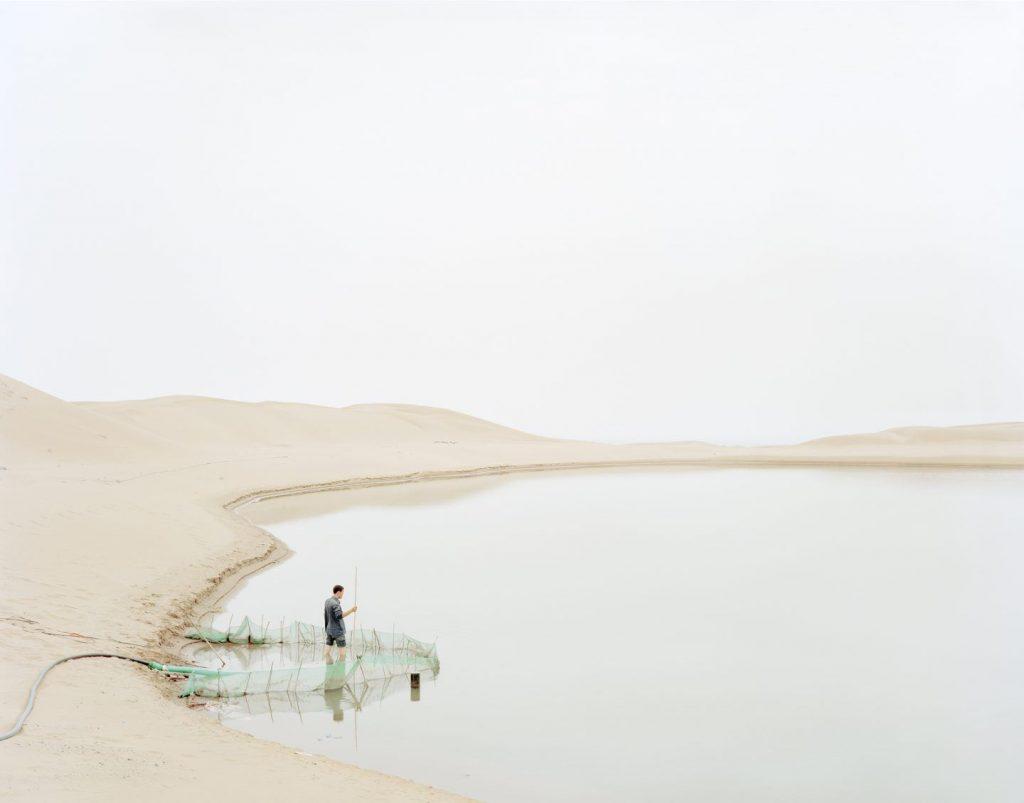 Желтая река: рыбаки ибродяги наберегу Хуанхэ, вечно меняющей русло