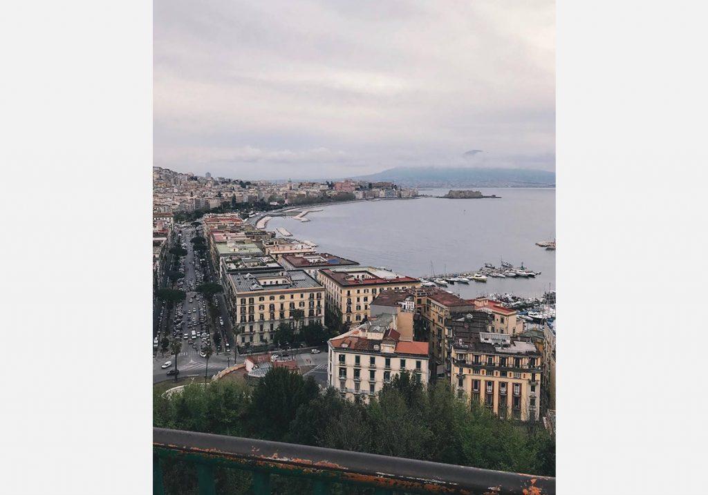 Справочник достопримечательностей Неаполя