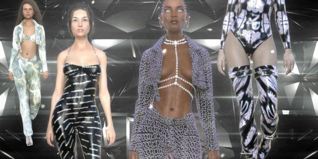 Digital fashion Цифровая мода