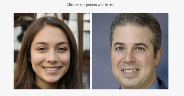 Человек или дипфейк? Попробуйте отличить реальное фото от нейросети