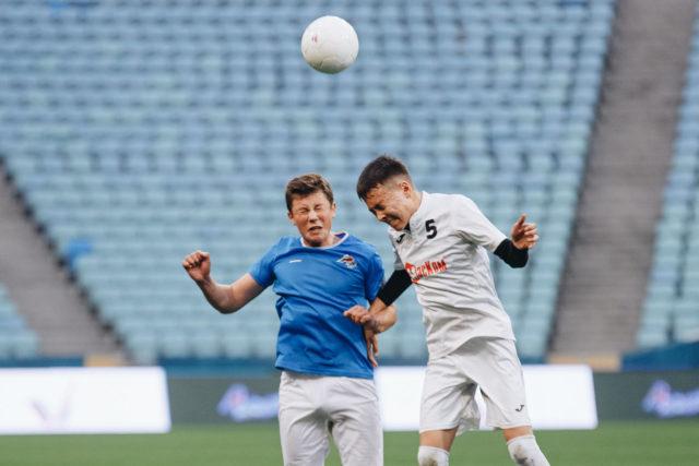 «Уличный красава»: в Сочи прошел финал чемпионата по дворовому футболу