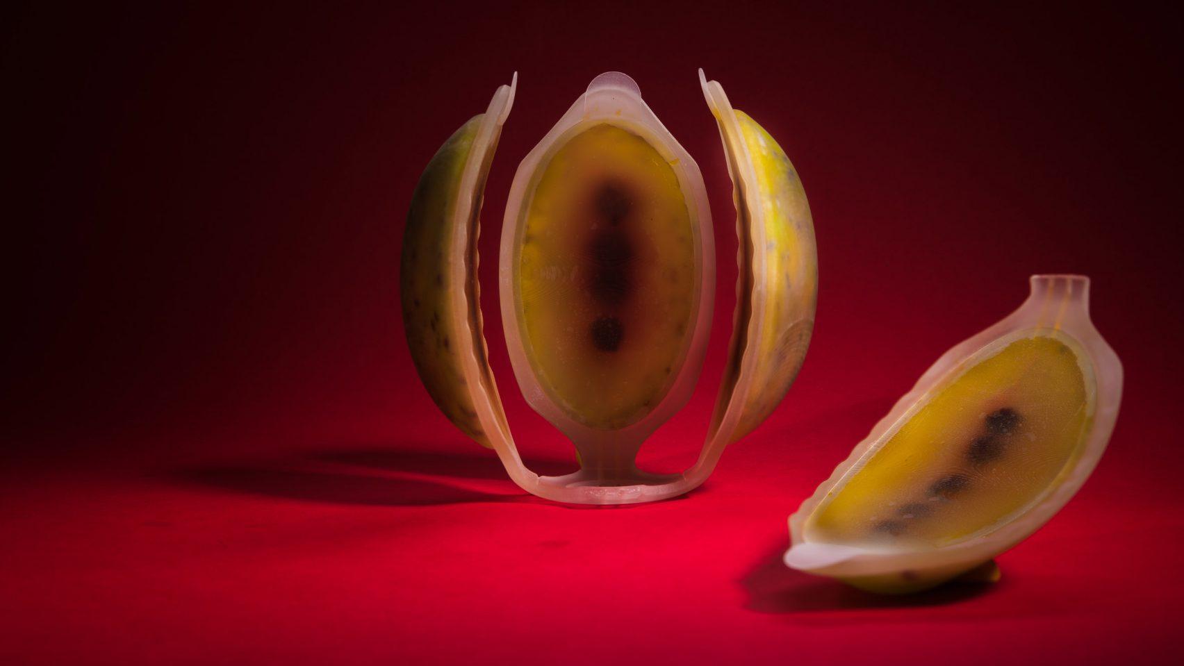 Израильский дизайнер создал искусственные фрукты, богатые питательными веществами