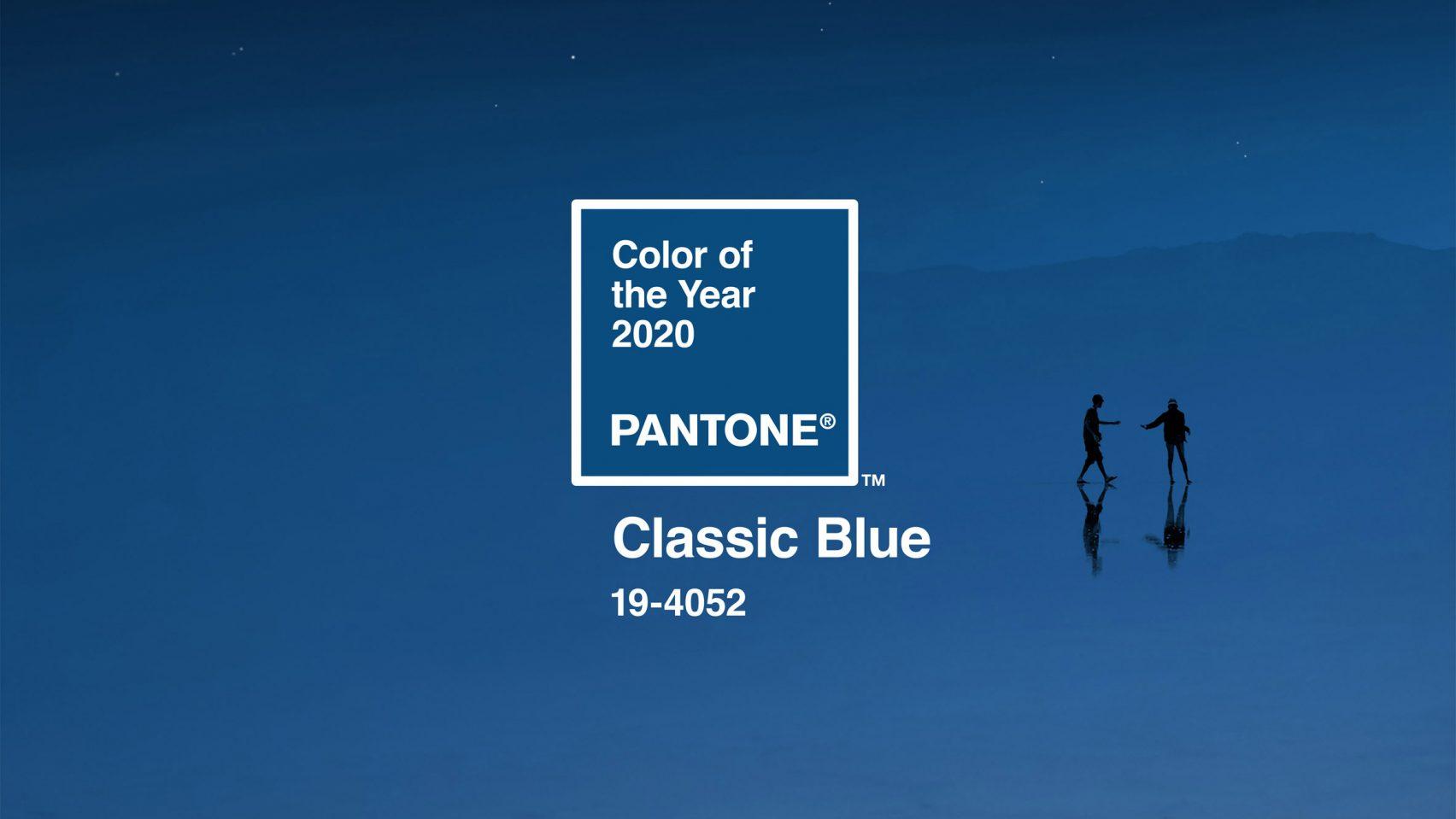 «Спокойный и надежный». Pantone назвал синий цветом 2020 года