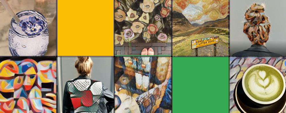 В Google Arts & Culture теперь можно создавать коллажи с классическими произведениями искусства