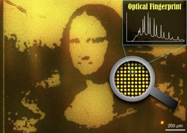 Ученые создали микрочип, который невозможно подделать: его можно добавлять на картины, документы и банкноты