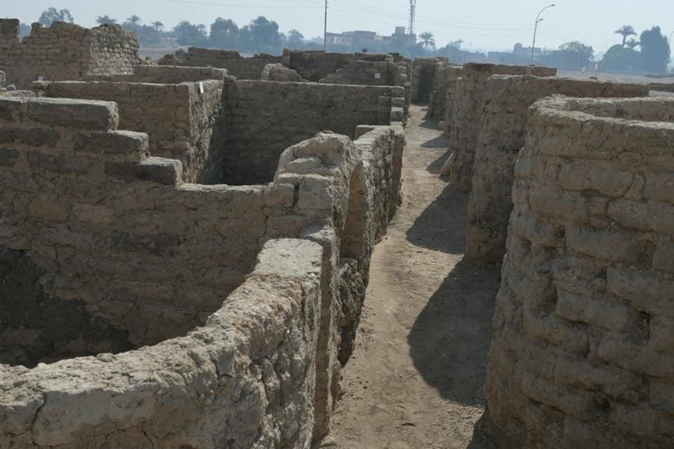 В Египте нашли затерянный в песках крупный древний город