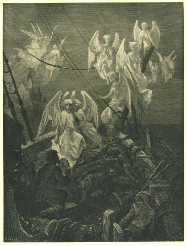 Смерть ближе, чем берег. Калейдоскоп страхов средневекового моряка: лицом клицу сподводными монстрами исмертоносными кораблями-призраками