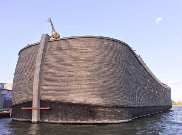 В Великобритании арестовали «Ноев ковчег»