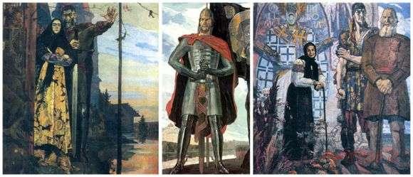В Новой Третьяковке откроется выставка к 800-летию со дня рождения Александра Невского
