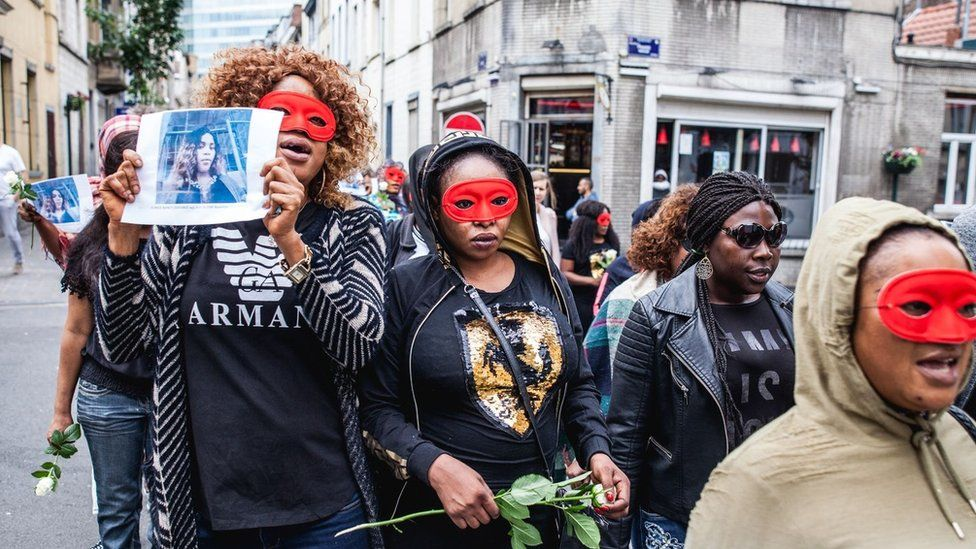 В Брюсселе назовут улицу в честь убитой клиентом секс-работницы