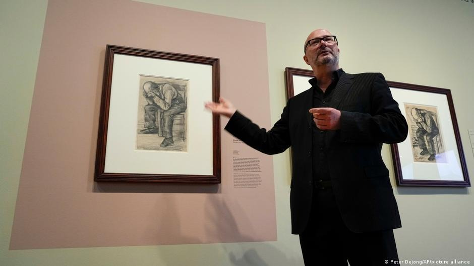 В музее Ван Гога представили ранее неизвестный эскиз художника
