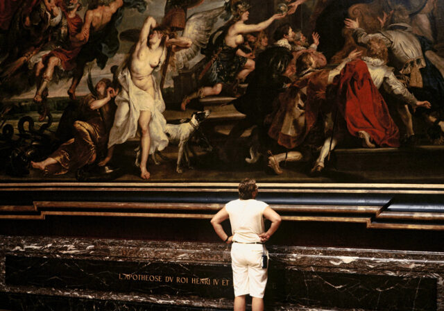 Экспонаты побожьему подобию: как вЕвропе появились коллекционеры